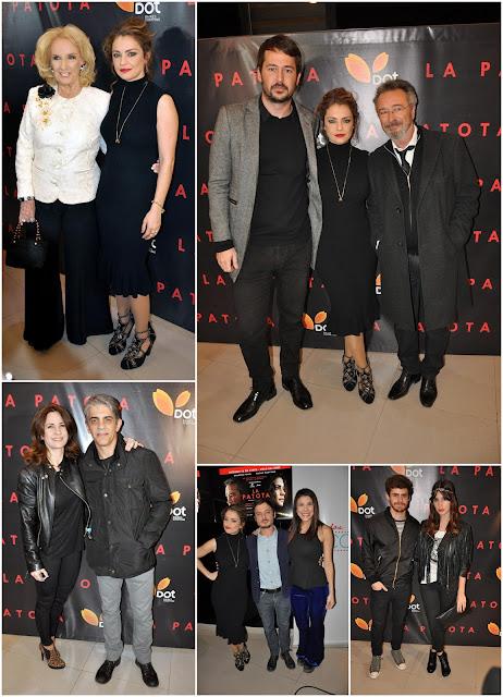 """Se llevó a cabo la Avant Premiere de """"La Patota"""" en el Dot Baires Shopping"""