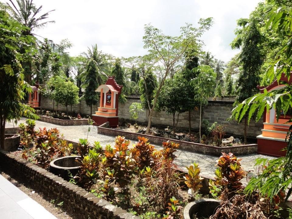 Gua Maria Jatiningrum Curahjati, Banyuwangi