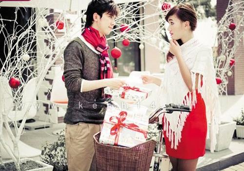 Những ý tưởng chọn quà giáng sinh tặng bạn gái