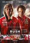 Poster original de Rush