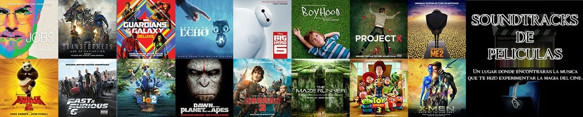 SOUNDTRACKS DE PELICULAS
