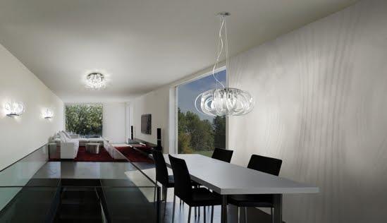 micron lampadari : Micron illuminazione presenta i lampadari design novit? 2011. Comune ...