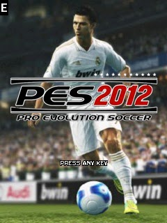 pes 2012 gameplay for mobile download