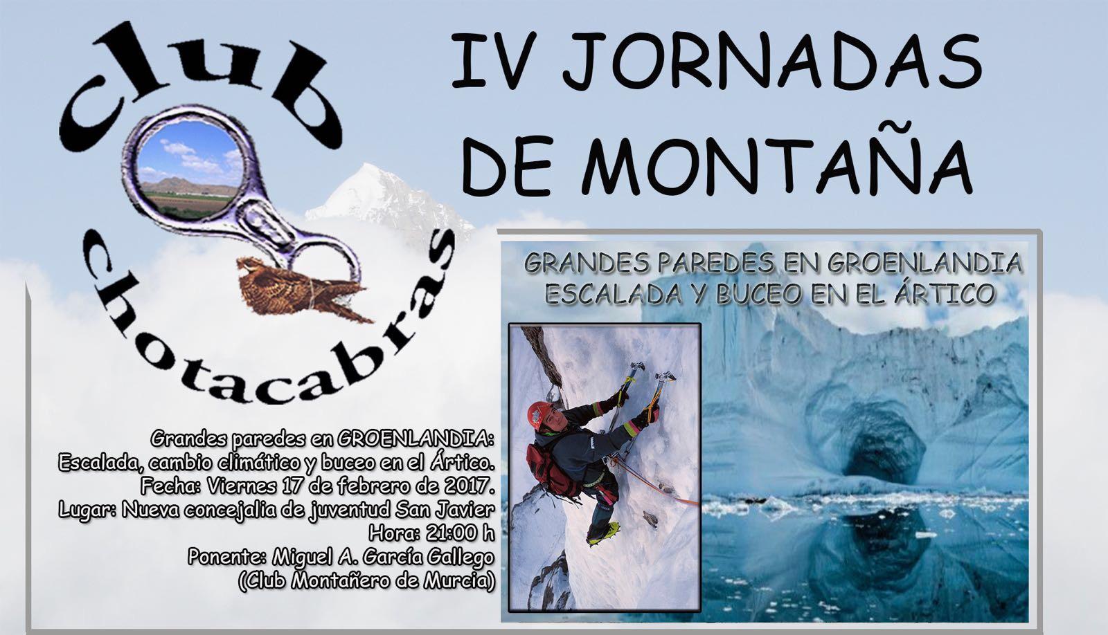 IV Jornadas de Montaña