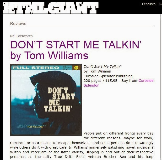 http://htmlgiant.com/reviews/dont-start-me-talki