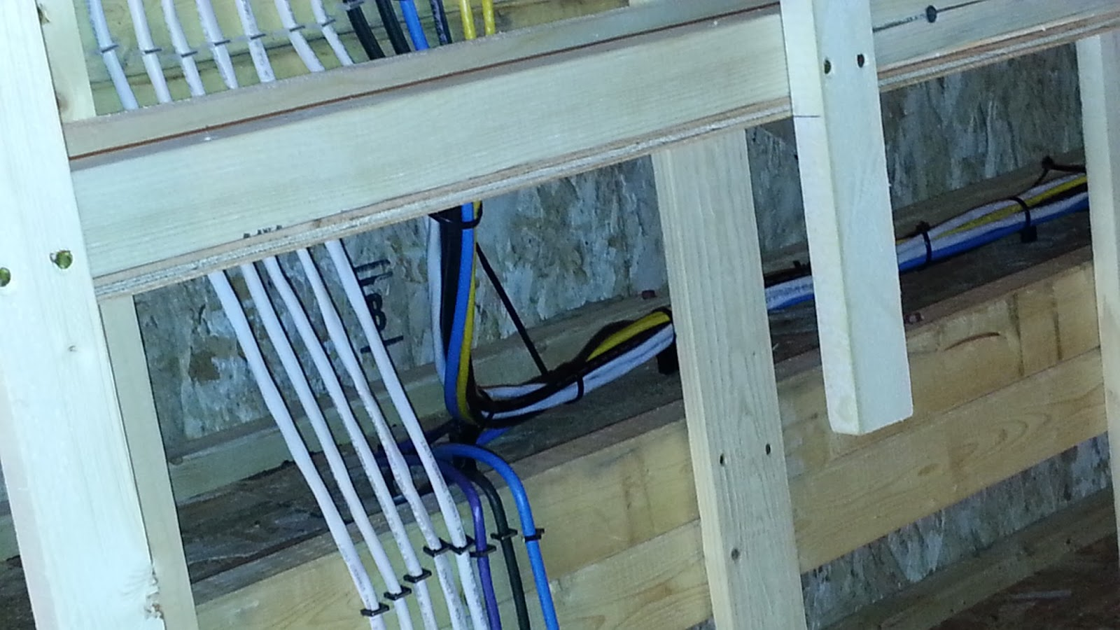 New Construction Home Network Wiring - Product Wiring Diagrams •