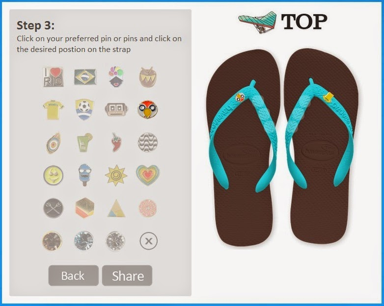 My customized MYOHCebu2014 flip-flops!