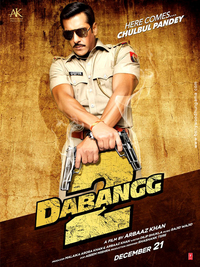 Dabangg 2 Dvdrip (2012) Hindi Movie Watch Online