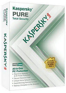 Download Kaspersky PURE Total Security 9.1