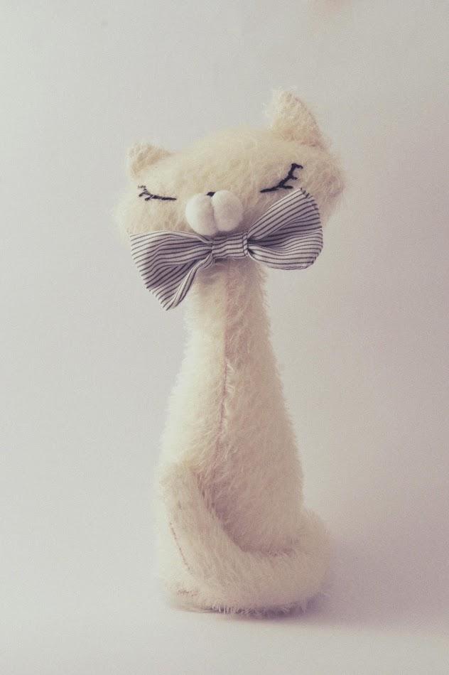 tutorial hacer un gatito de peluche, DIY, gatito de peluche hazlo tu mismo, gatito de peluche do it yourself, stuffed kitten DIY
