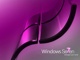 Microsoft Windows 7 ljubičasti logo slike besplatne pozadine za desktop download