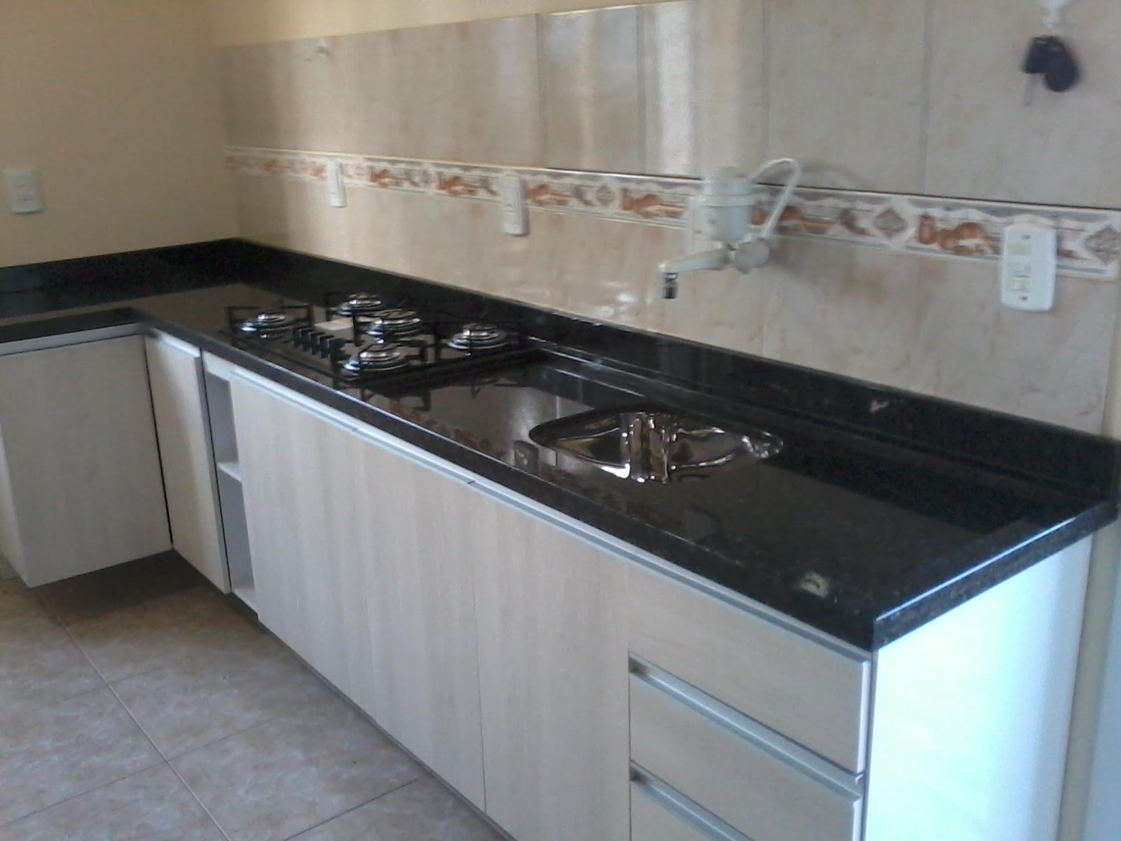 cozinha em granito verde ubatuba tampo de pia c cuba tampo de mesa  #4A6981 1600 1200