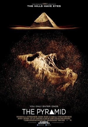 Film The Pyramid 2014 di Bioskop