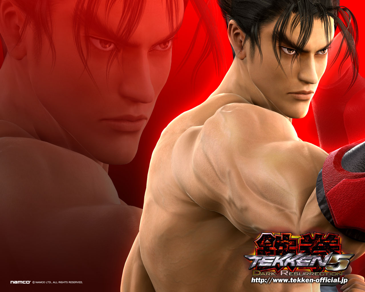 GAMEZONE  Tekken 5 Jin