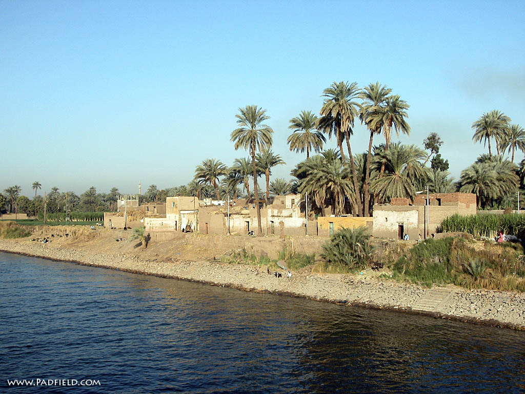 Nile river informative tour