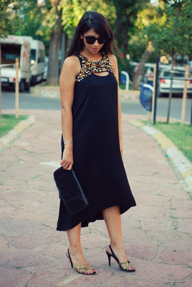 sergio rossi,blogger,streetstyle,chic style,h&m,fashion blogger,trendydolap,black outfits,kombinler,stil,armani sunnies