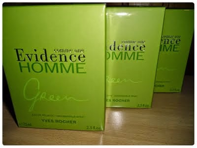Evidence Homme Green
