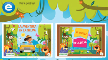 Juega a La Aventura en la Selva gratis en tu iPhone - www.dominioblogger.com