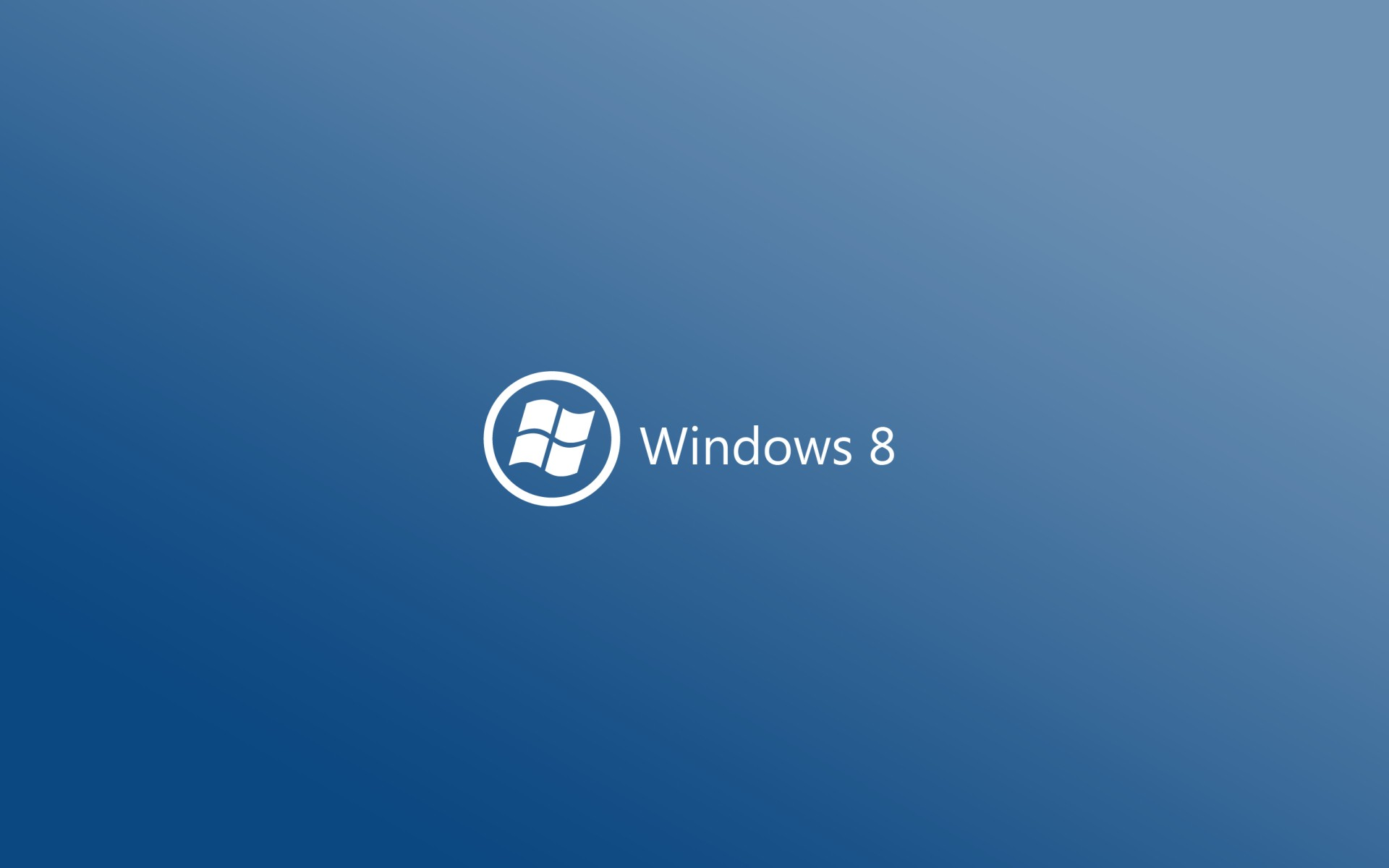 windows 8 wallpaper logo on 10 colors of background zon