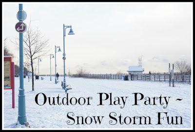 outdoor play ideas winter
