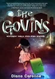 """Resensi Novel """"The Govins"""""""