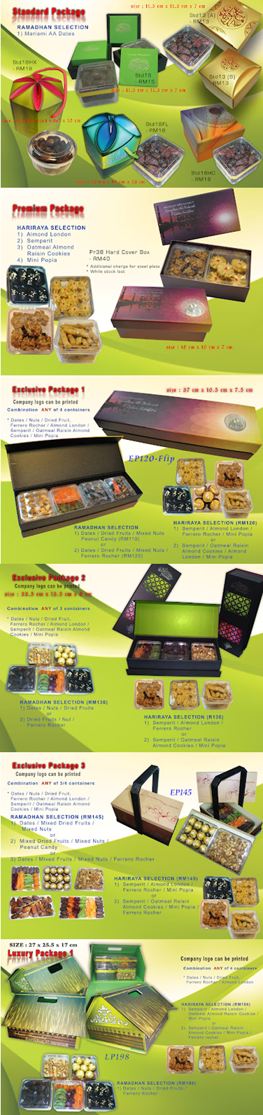 HAMPER/GIFTBOX