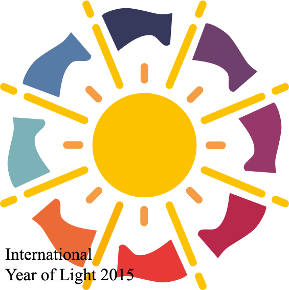 International Year of Light-2015  Logo