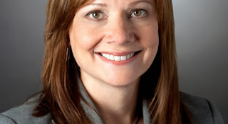 Mary Barra: GM Hires First Female CEO