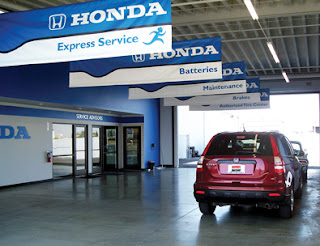 Honda Car Service Centers and Dealers in Bangalore