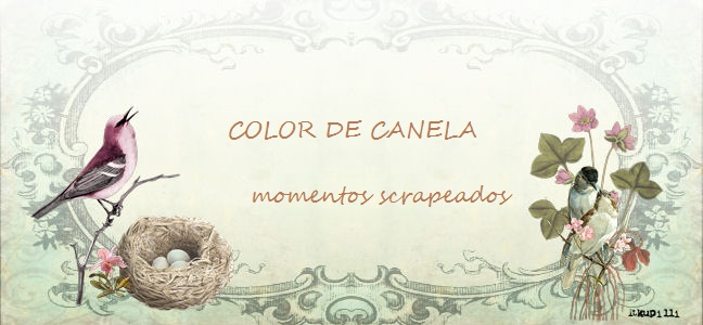 color de canela