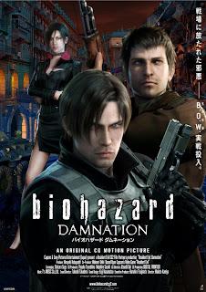 Ver online:Resident Evil: La maldicion (Resident Evil: Infierno / biohazard DAMNATION / Resident Evil: Damnation) 2012
