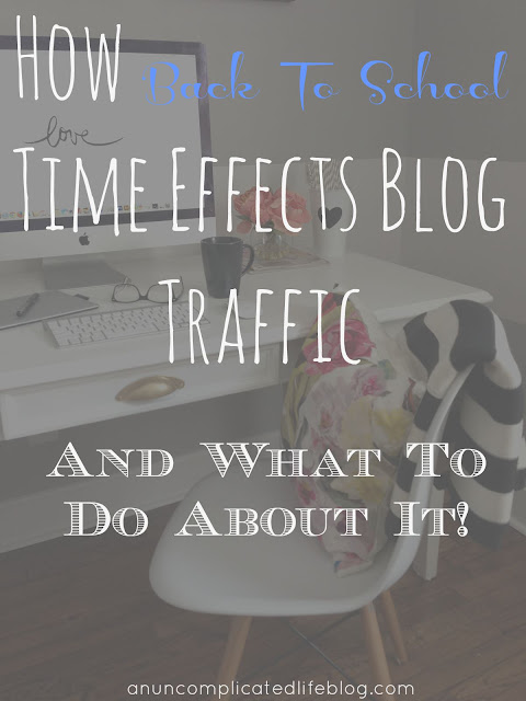 Low blog or website traffic and what to do about it!
