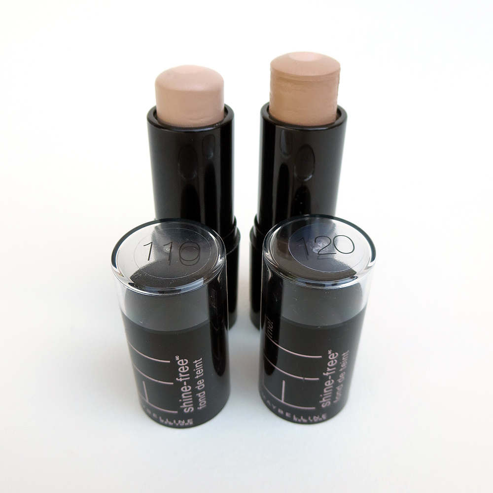 MAYBELLINE FIT ME® SHINE-FREE FOUNDATION.
