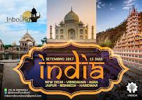 Índia Mística 2017!