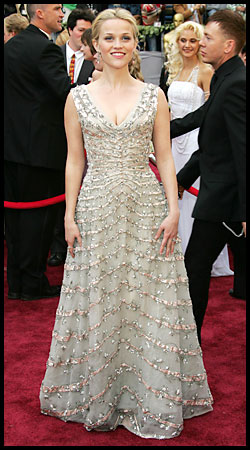 Best Oscar Dresses 2012