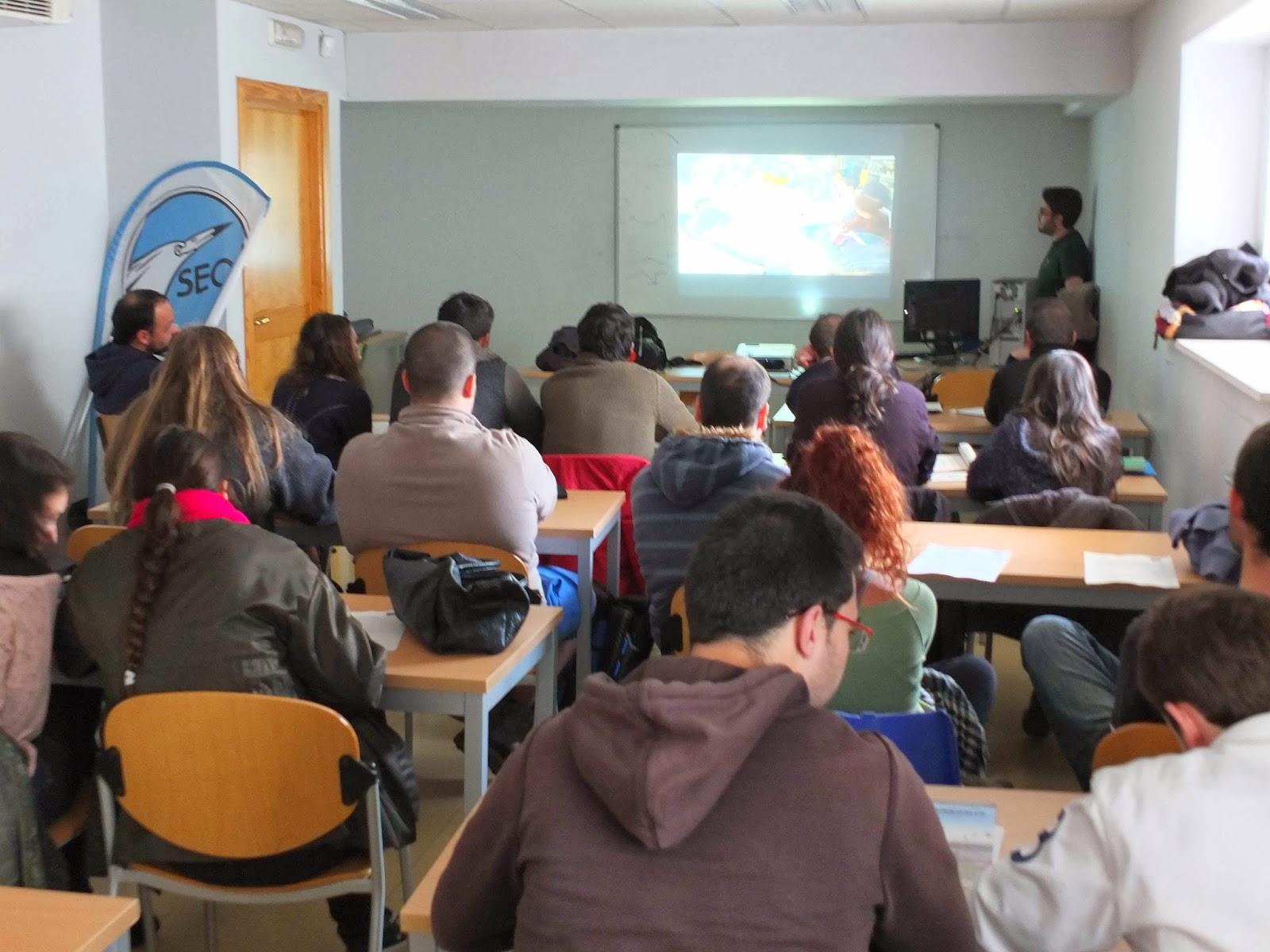 SEO-Sevilla colabora con la Universidad Pablo de Olavide UPO. Jornada sobre las Aves en la UPO. III Edición