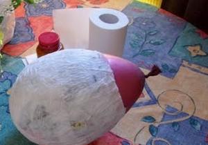 pi2 Como Hacer Una Piñata Para Una Fiesta Infantil, Piñata de Kirby