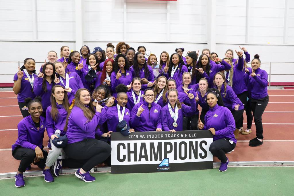 Women's Indoor Track 2019