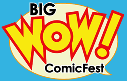 Big Wow Comic Fest Logo