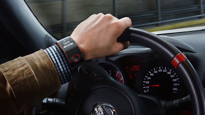 Nismo Watch, new smart watch, real smart watch, special watch for Nissan