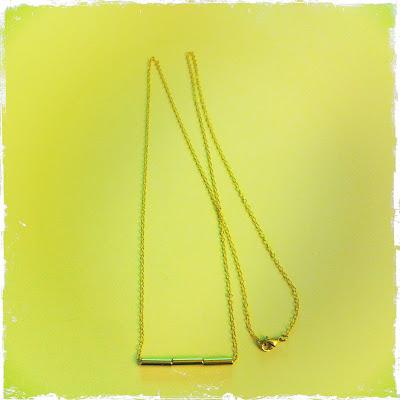 DIY Das mach ich selber! Filigrane Gold-Kette