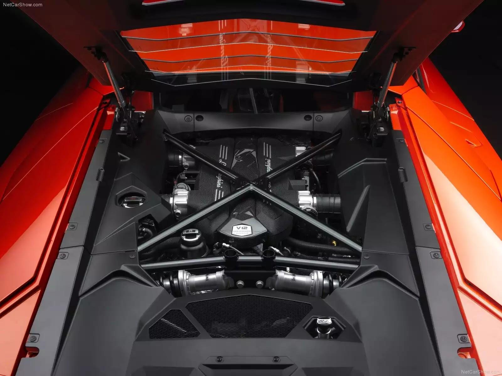 Hình ảnh siêu xe Lamborghini Aventador LP700-4 2012 & nội ngoại thất