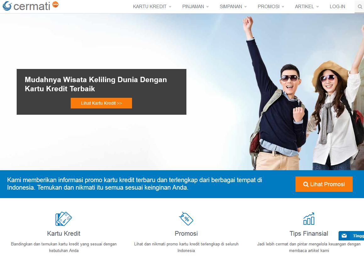 Cermati.com Solusi Cermat Mengatur Kebutuhan Finansial Anda