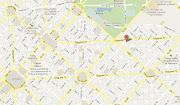 Contacto. Ubicación en La Plata, Provincia de Buenos Aires: mapa la plata