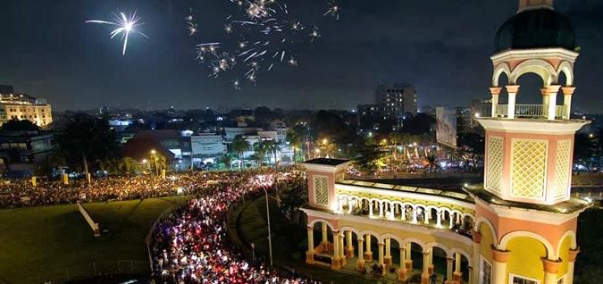 Tahun Baru, 26 Jalan Ditutup di Makassar