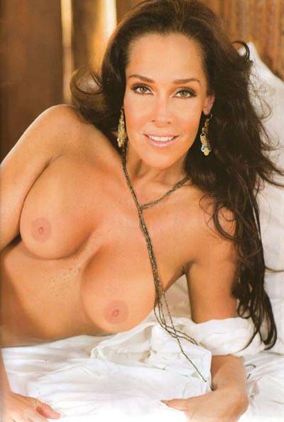 Fotos desnudas de barbara bush