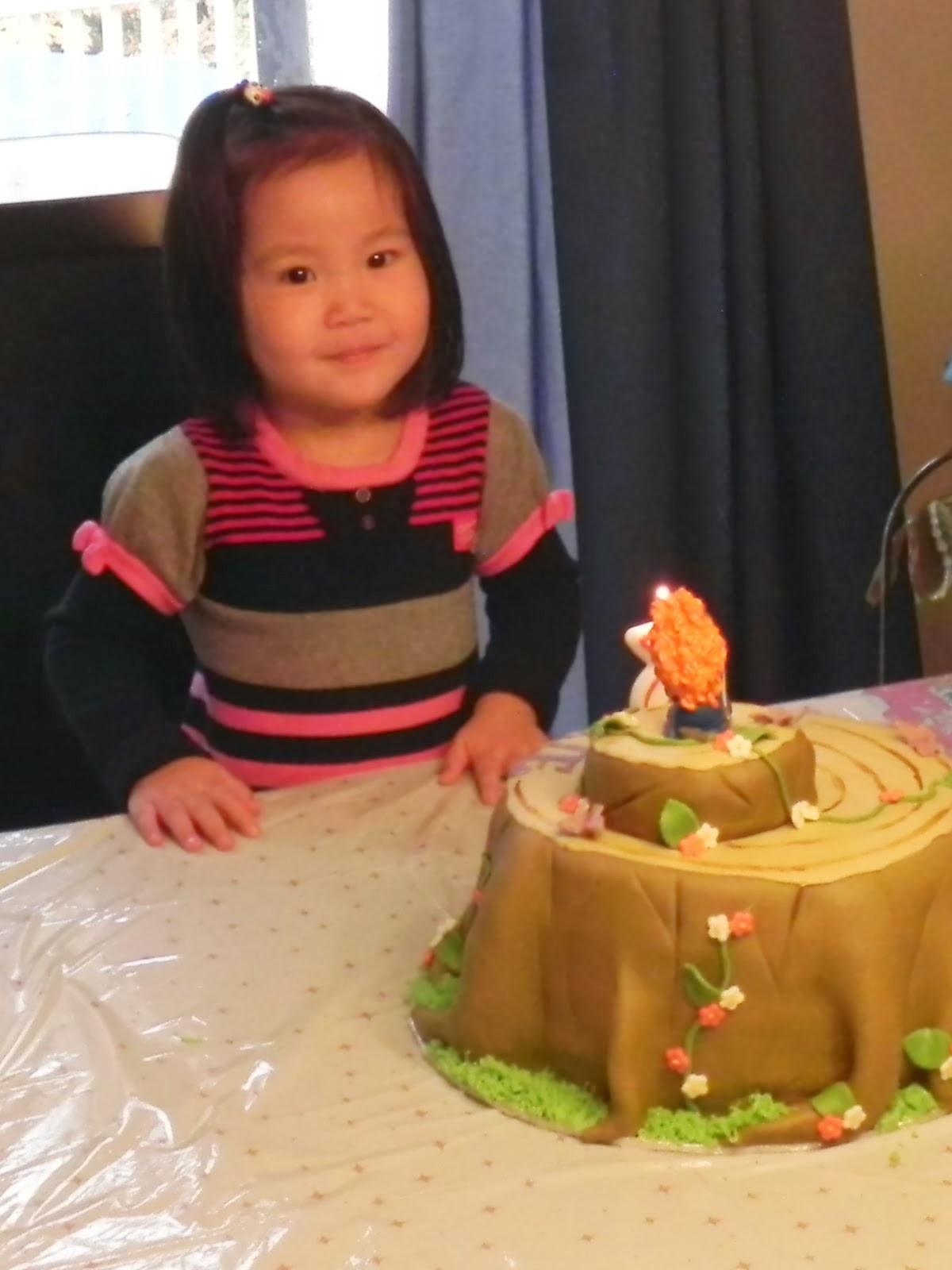 Noémie 3 ans