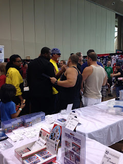 Hulk Hogan at Fan Expo