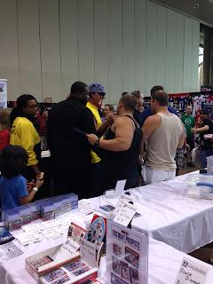 Hulk Hogan at Fan Expo