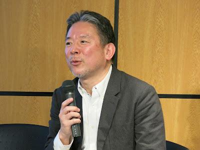 社団法人コンピュータソフトウェア著作権協会(ACCS)専務理事 久保田裕氏